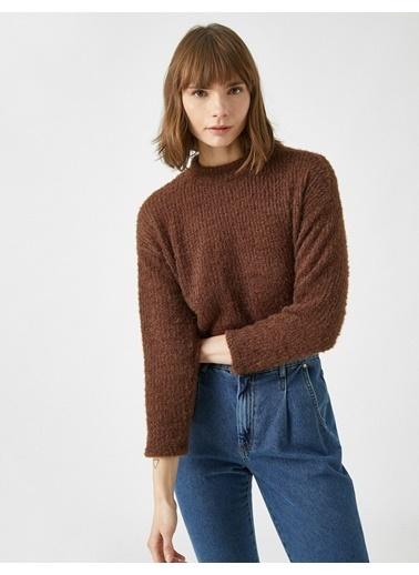 Koton Sweaters Kahve